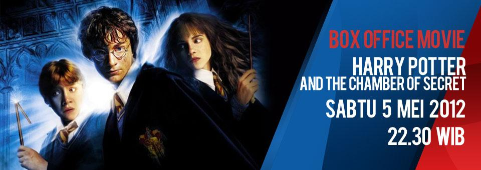 BOX OFFICE MOVIE : Harry Potter and chamber of secret