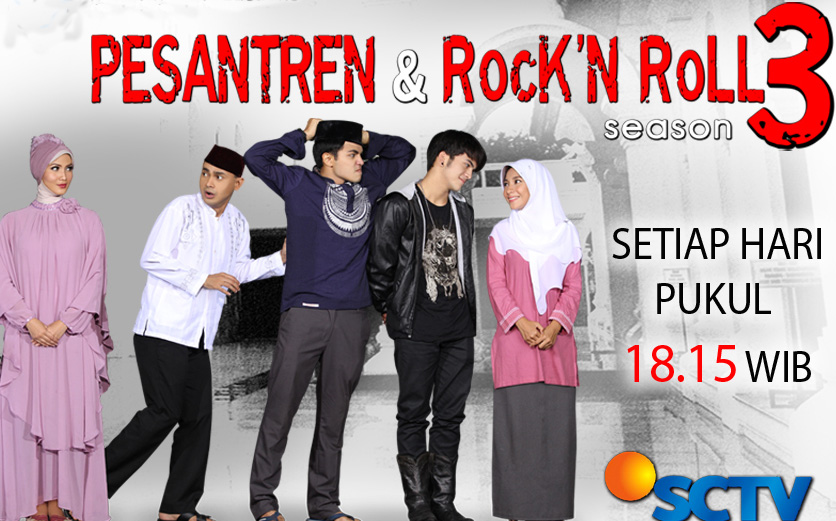 Pesantren & Rock n Roll Season 3